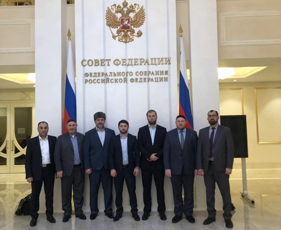 В Москве состоялось совещание по вопросам проведения Хаджа-2019