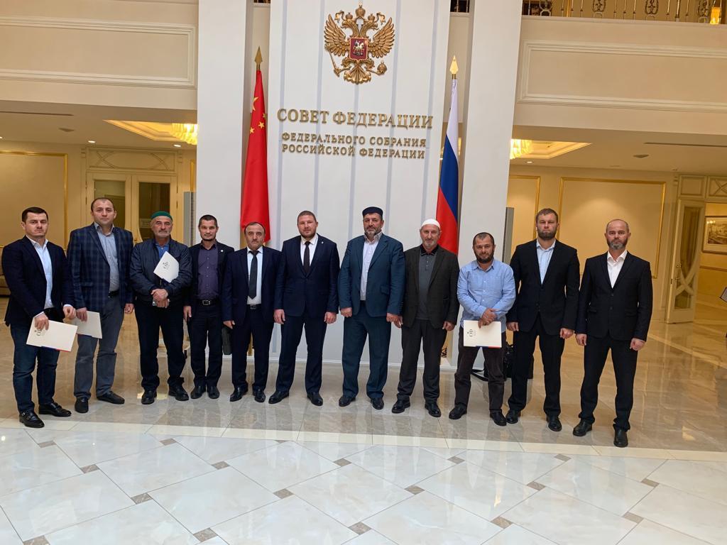 Совещание Хадж миссии России по итогам Хадж-2019