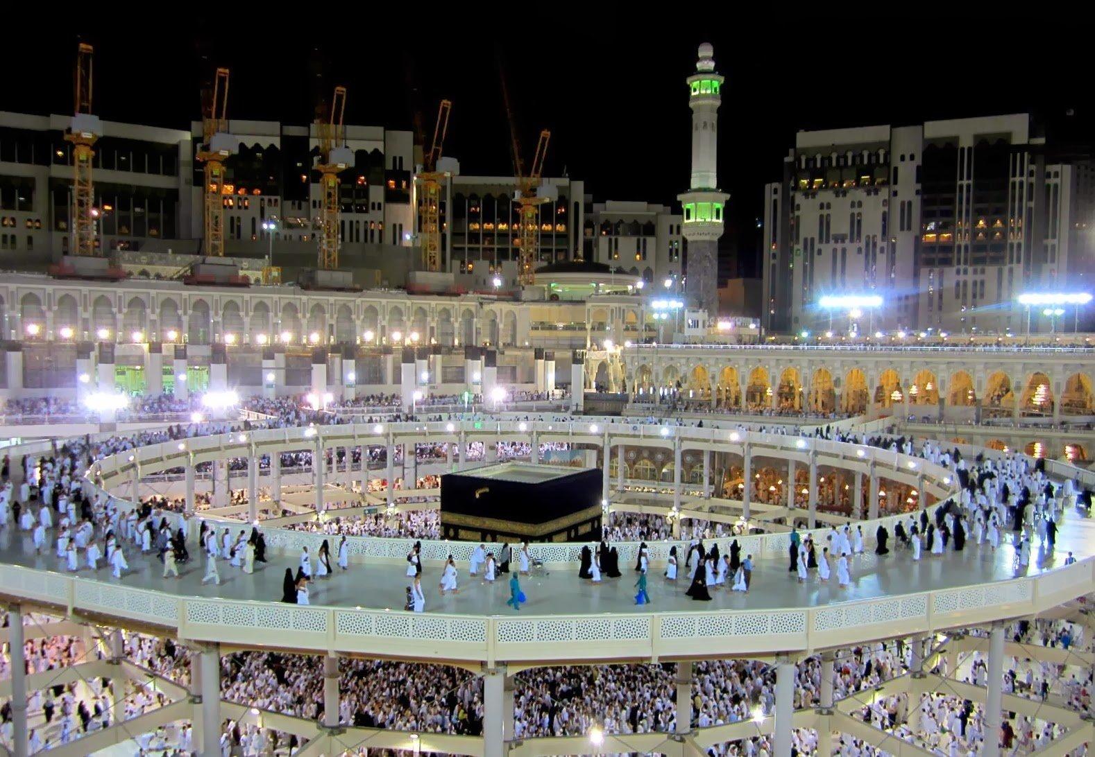 Хадж — это пятый столп Ислама.