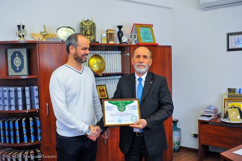 В Крыму сертификат «элял» получил тур-оператор, занимающийся организацией Хаджа